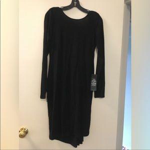 Black dress from BCBG!